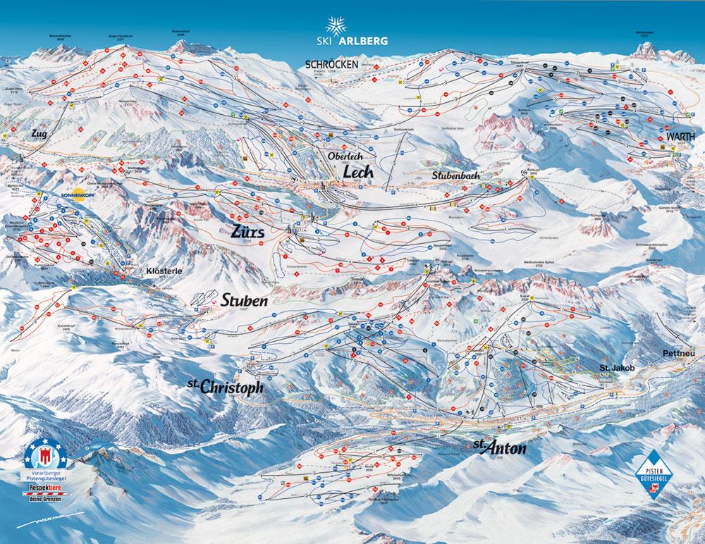 skiarlberg